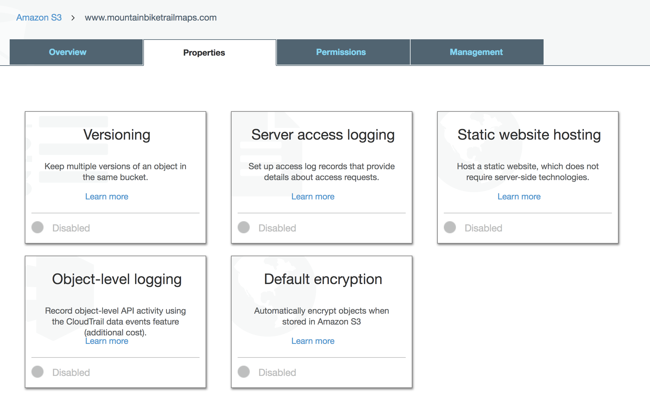 Hosting a Static Website on Amazon S3 with CloudFront and SSL